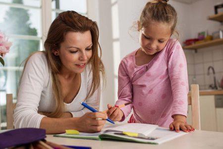 Homeschooling Mama